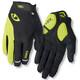 Giro Strade Dure LF fietshandschoenen Heren geel/zwart
